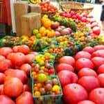 growers market tomatoes