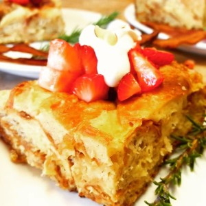 Croissnt French Toast