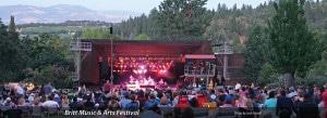 Britt Music Festival