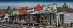 Downtown Jacksonville Oregon