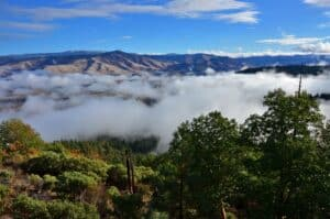 White Rabbit Hiking and Mountain Biking Trails in Ashland Oregon