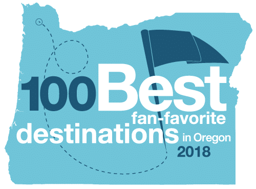 #2 Oregon's Best 100 Destinations | Bayberry Inn | Bed and Breakfast