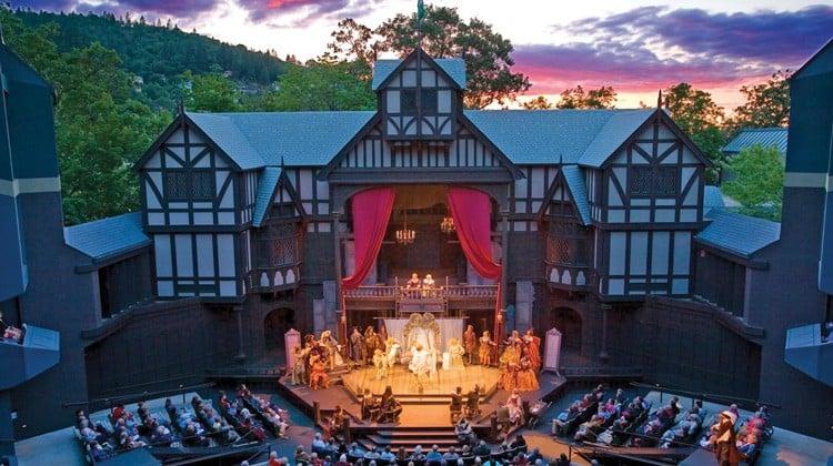 Oregon Shakespeare Festival 80th Anniversary!