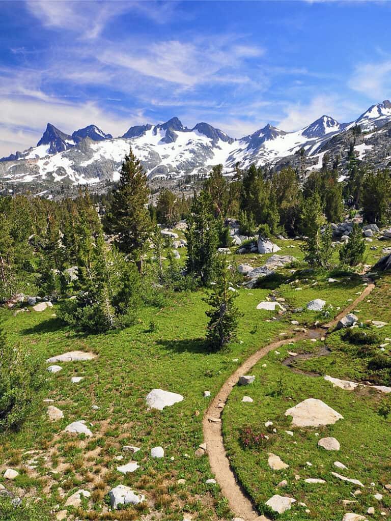 pacficic crest trail